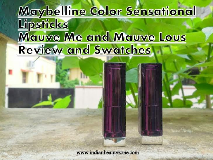 Best mauve lipsticks