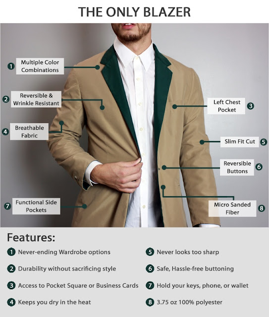 The Only Blazer Jacket
