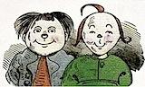 Max und Moritz di Wilhelm Busch