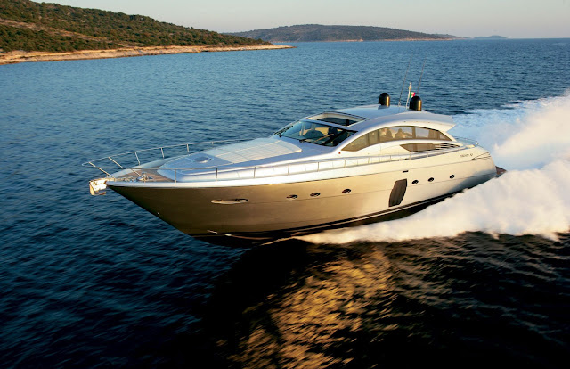 luxury yacht in ibiza