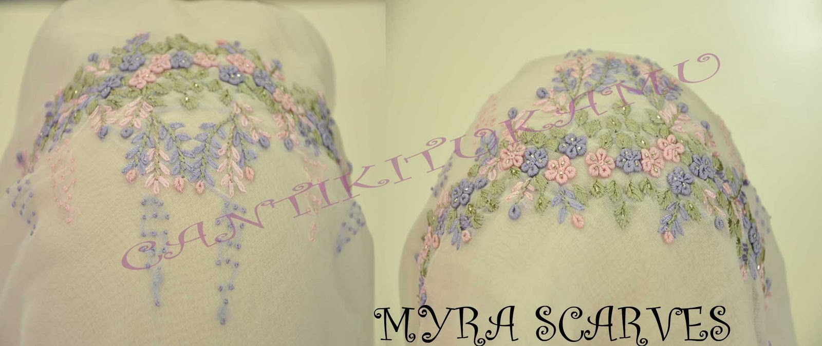 MYRA SCARVES!!SOLD OUT-TQ!