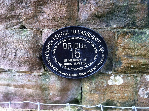 Bridge 15 - in memory of Doug Rawson