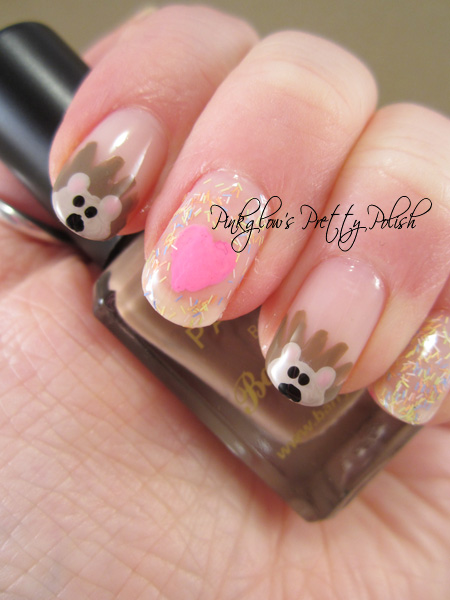 Pinkglows Pretty Polish Uk Nail Art Blog Polish Party Autumn