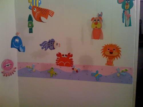 Cenefas en fomi para niños - Imagui
