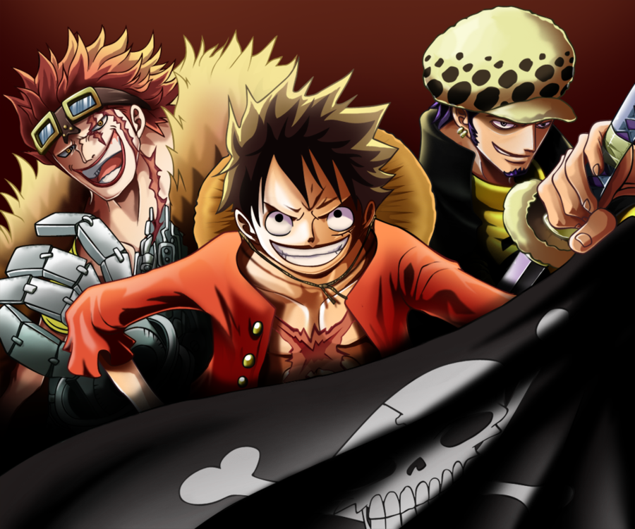 One Piece: The Best Of The Worst Generation