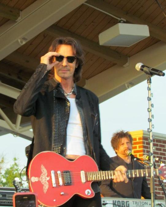 Rick springfield tour dates