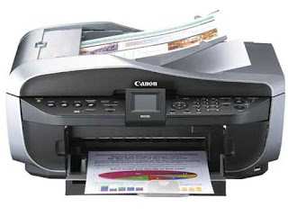 How to Reset Canon MX700