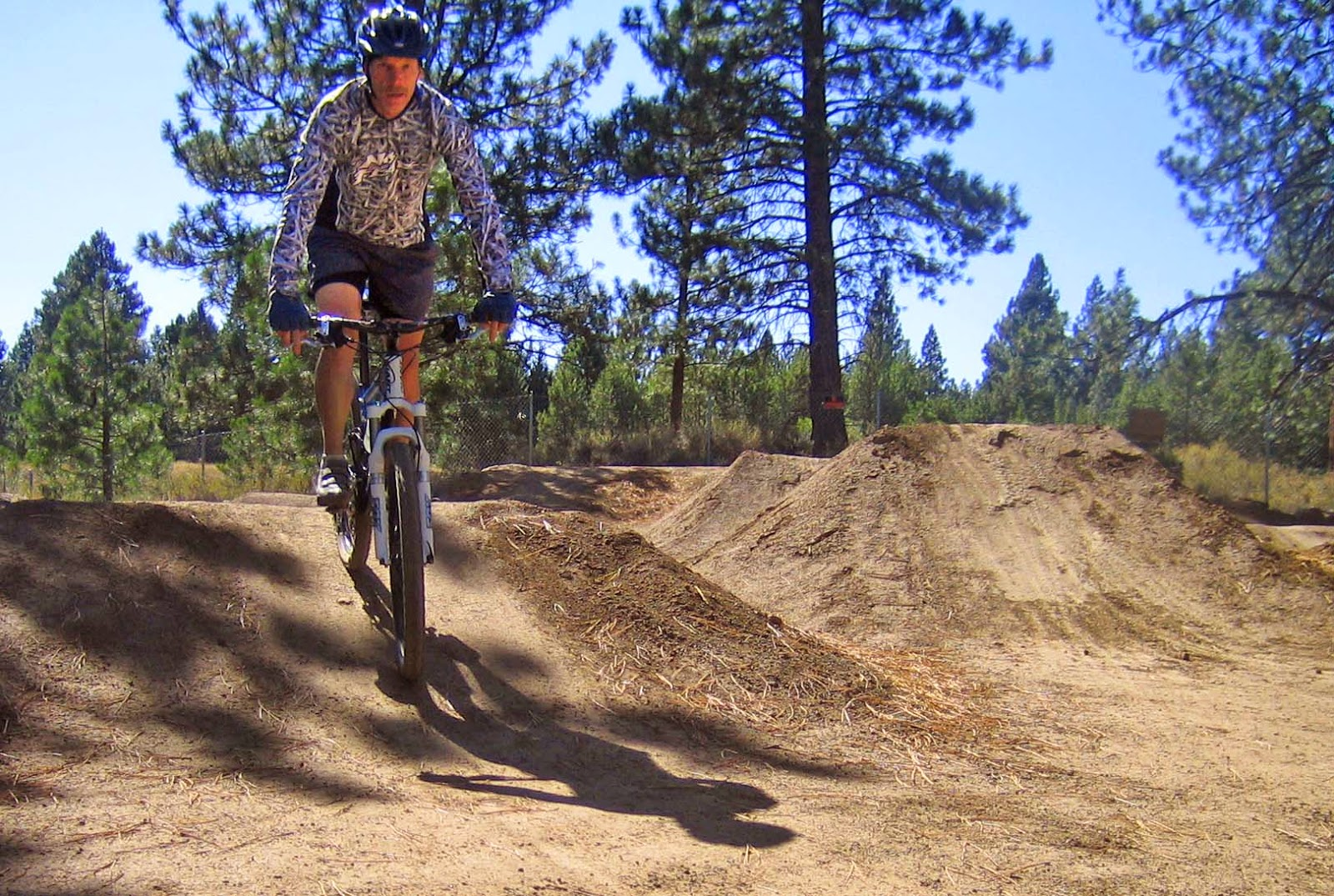 Community Meeting for Bijou Bike Park's Final Design