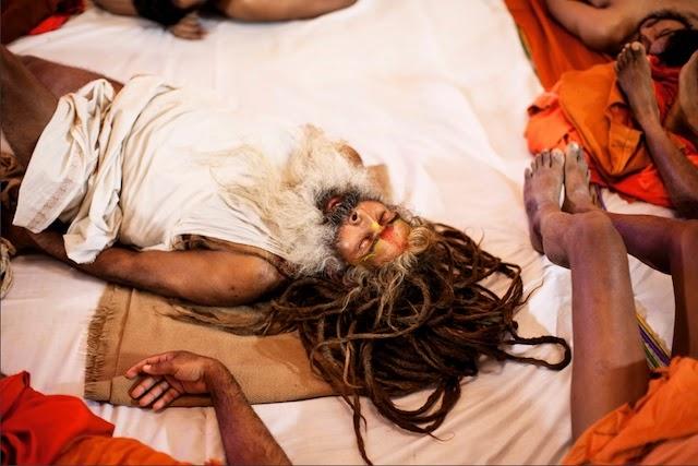 Andy Richter | Kumbh Mela