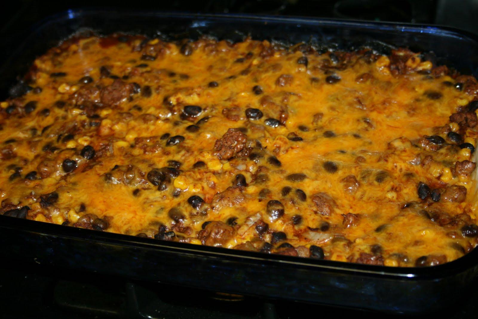 Quesadilla Casserole Recipe — Dishmaps