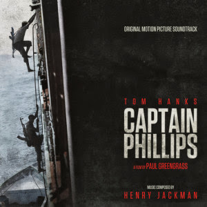 Capitán Phillips Canciones - Capitán Phillips Música - Capitán Phillips Soundtrack - Capitán Phillips Banda sonora