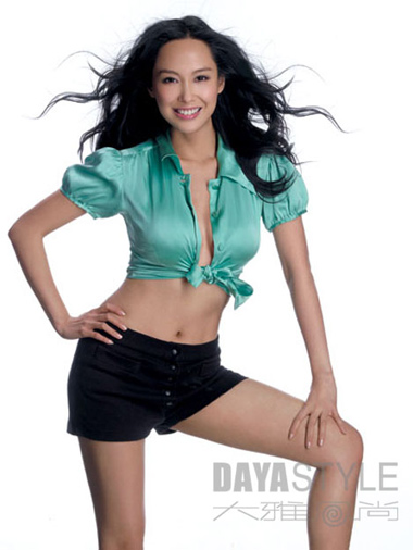 Kelly Lin - Taiwanese Model Photo Gallery