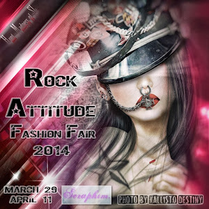 Rock Attitude Fashion Fair 2014