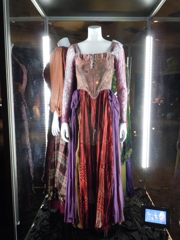 Sarah Jessica Parker Hocus Pocus costume