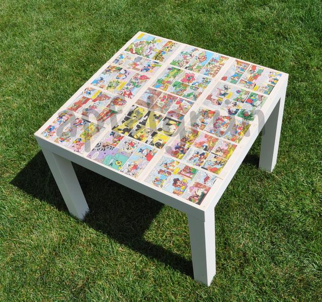 apfelgr n diy pimp your tisch. Black Bedroom Furniture Sets. Home Design Ideas
