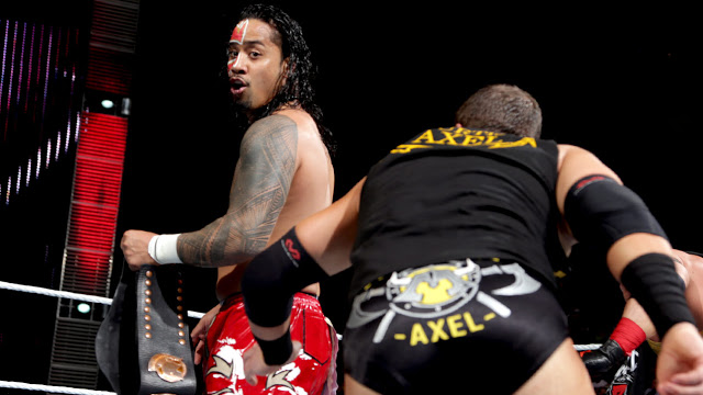 Latest Images Jimmy Uso HD Wallpapers