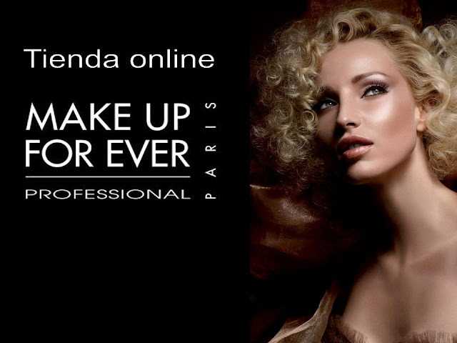 TIENDA MAKE UP FOR EVER
