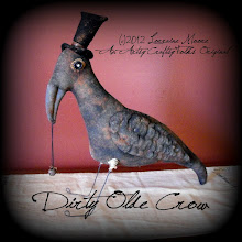 Dirty Olde Crow Dolls