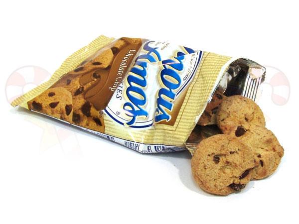 Sasaki Time: Copycat Recipes: Famous Amos Chocolate Chip Cookies!