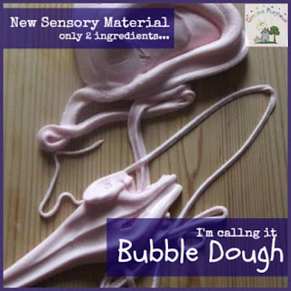 Bubble Dough | Sensory Material | Creative Playhouse