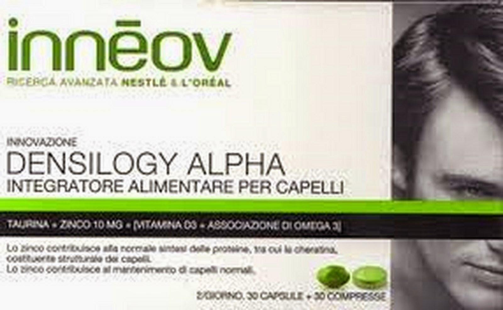Densilogy Alpha Per Trattare L Alopecia Androgenetica E Relativi