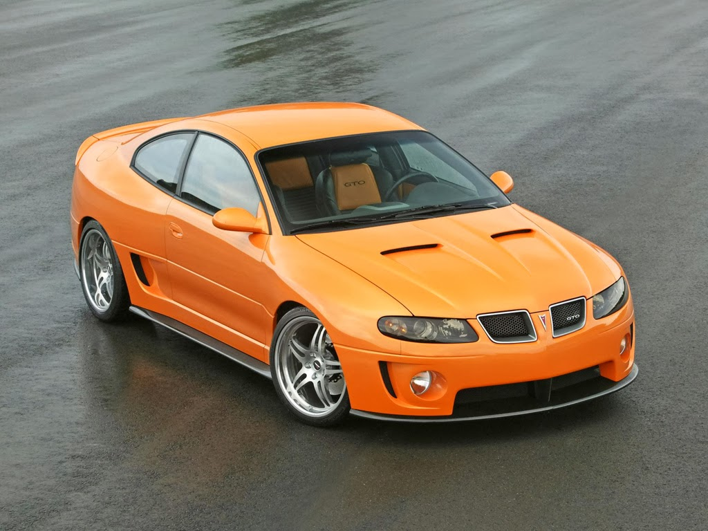 Pontiac Gto 2014 New Car Price Specification Review Images