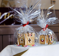 The Ginger Bread House
