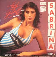 Sabrina - Hot Girl (New Version) (Vinyl, 12\