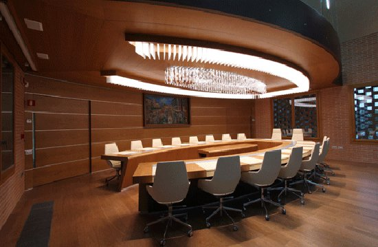 Office meeting room design ideas interior design ideas for Conference room design ideas office conference room