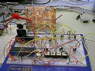 MP3 player com AVR
