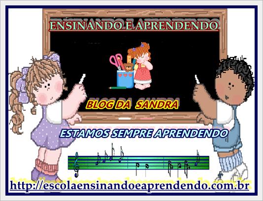 ESCOLA-ENSINANDO E APRENDENDO...