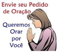 Envie seu Pedido de Oração