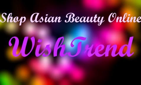 Shop Asian Beauty Online: WishTrend