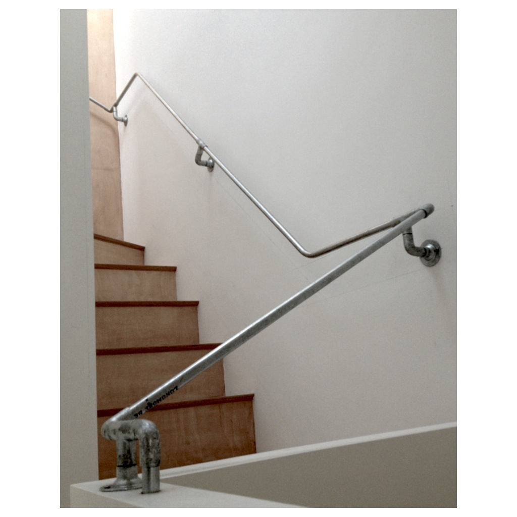 Mesy Design Diy Project Stair Handrail