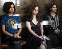 Pussy Riot, Nadia, Masha, Katya.