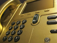 DIY Gold Cisco IP Phone