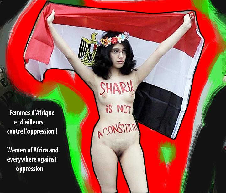 elmahdy pussy Aliaa