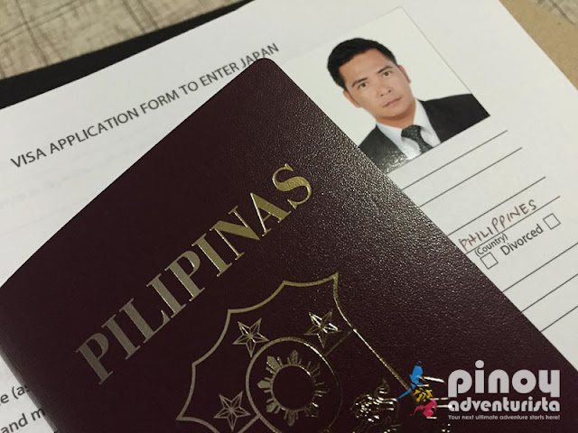 How to apply and get a Japanese Visa in the Philippines