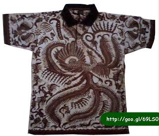 Contoh motif Lok Chan batik tulis Gedog Tuban, Batik Gedog Tuban