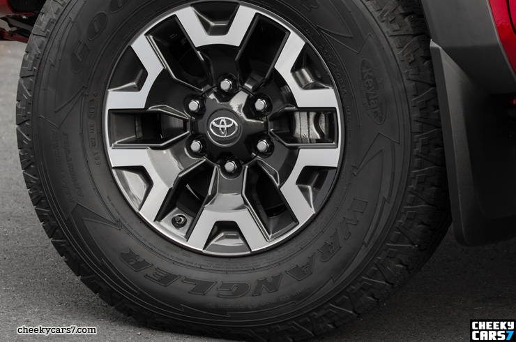 toyota nation forum toyota car and truck forums 2016 tacoma trd wheels for the t100. Black Bedroom Furniture Sets. Home Design Ideas