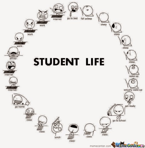 The Student Life Cycle