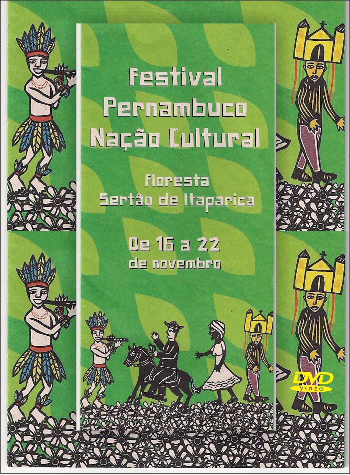 FESTIVAL NAÇÃO CULTURAL