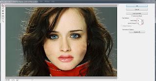 Mengedit Foto Membuat Wajah Cubby Dengan Software Photoshop