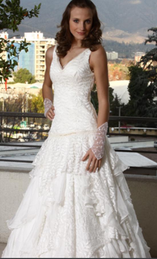 novias chile: vestidos de novia macarena palma