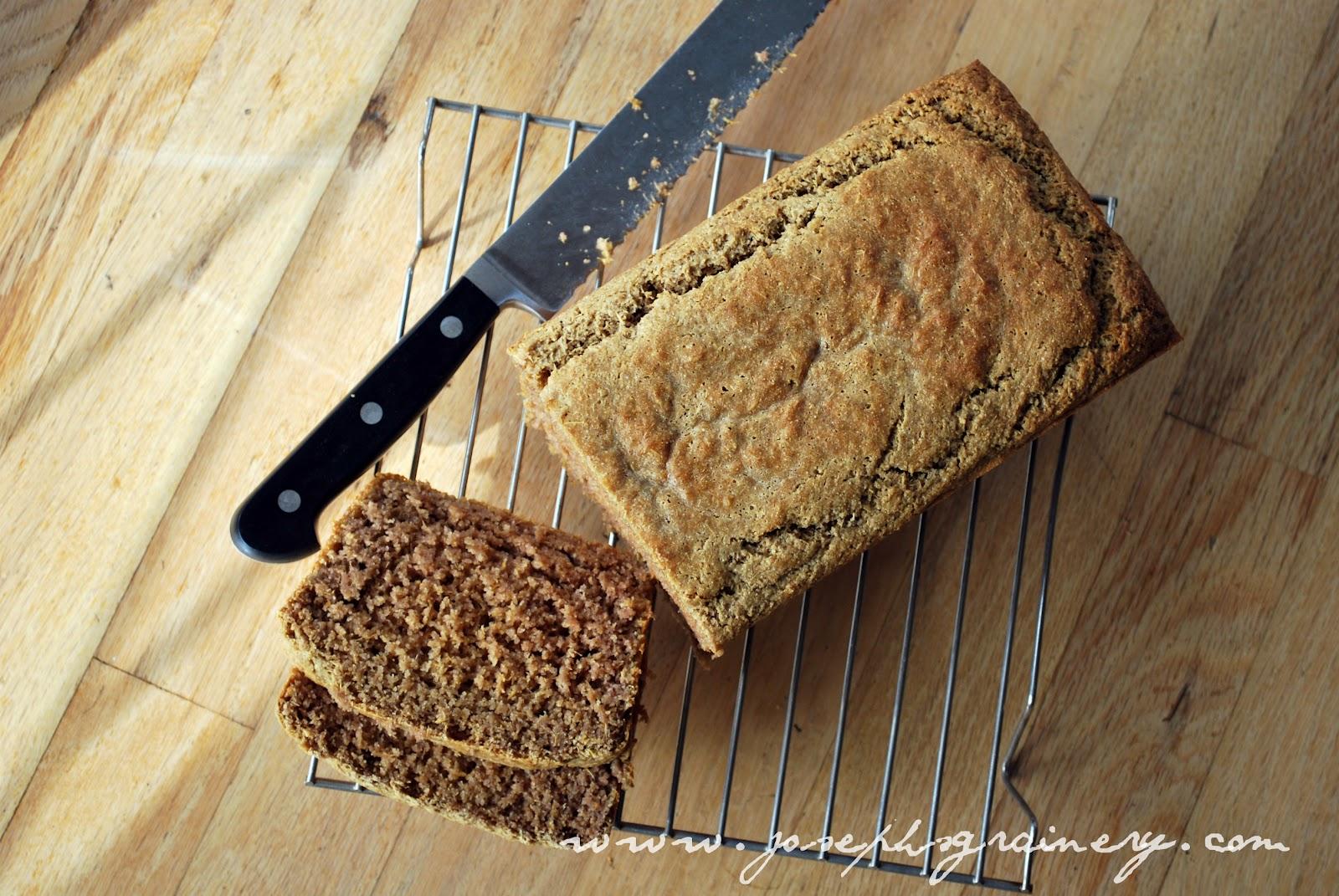 Irish Soda Bread With Barley Flour