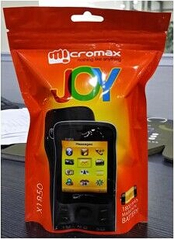 Micromax Launched Two New Budget Phones (Joy X-1800, Joy X-1850)