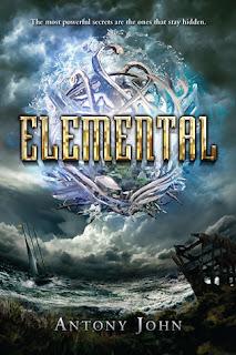 Teaser Tuesday (13): Elemental by Antony John