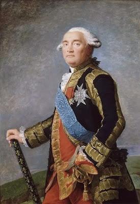 Philippe Henri, marquis de Ségur by Louise Élisabeth Vigée Le Brun, 1789