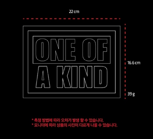 GD 2013 One Of A Kind The Final Mouse Pad