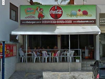 Tchê Burguer: Fachada (foto: Google Street View)